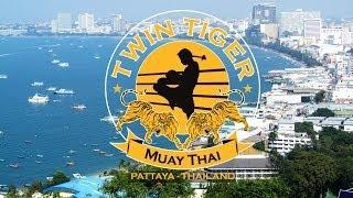 TWIN TIGER CAMP / MUAY THAI THAILAND PATTAYA