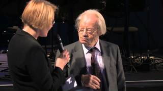 MAX BRAND Ensemble Interview Friedrich CERHA 20.Oct. 2013