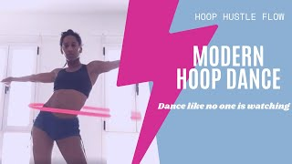 Modern Hoop Dance _ small spaces