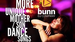 Alternative Music Mother Son Dance Songs