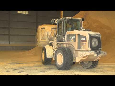 Storing Distillers Grains - Aaron Stalker - August 29, 2014