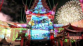 Jingle Bell, Jingle BAM! Holiday Fireworks Show at Disney's Hollywood Studios! (11.16.16)
