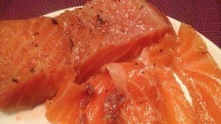 Как вкусно засолить красную рыбу #солим семгу, форель, лосось(Пряная нежная красная рыбка, которая идеально подходит для ролл и суши, салатов, брускетт., 2014-11-12T21:49:30.000Z)