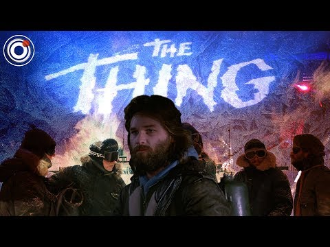 """The Neuroscience Of Fear In John Carpenter's """"The Thing"""""""