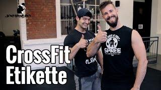 CrossFit Etikette | Die Dos & Don'ts beim CrossFit!