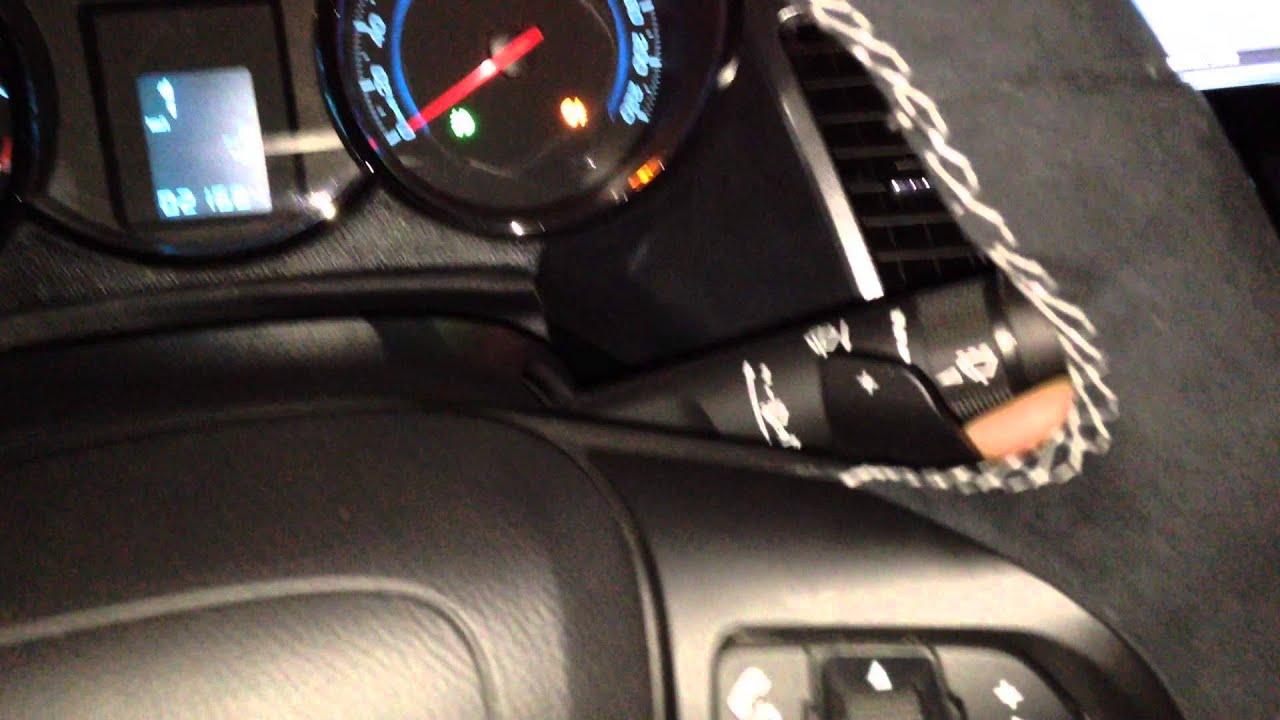 Chevy Cruze Shift: Primeiro Chevrolet Cruze Do Mundo Com Paddle Shift