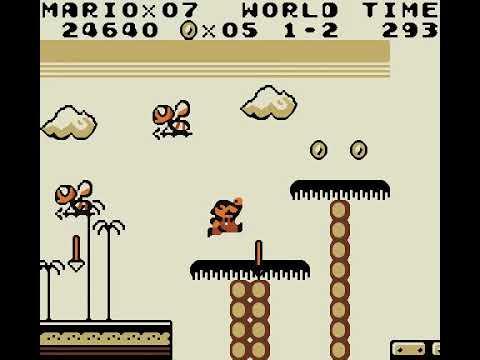 [zBoy v0.70] Super Mario Land (World 1)