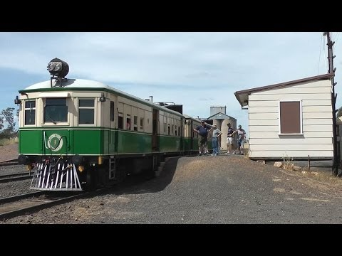 Tin Hares from Gulgong to Gilgandra: Australian Trains