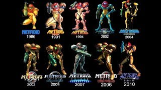 My Top 10 Metroid Games