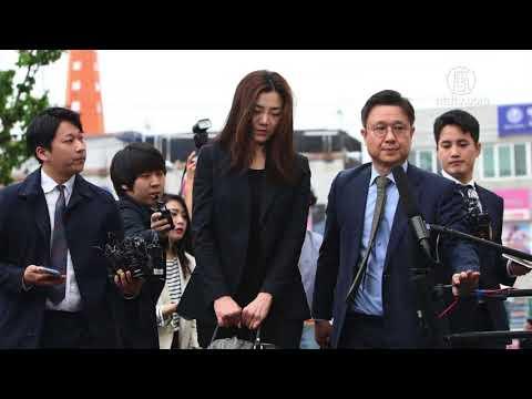 大韩航空和韩亚航空员工静坐抗议管理层(亚洲航空_韩国首尔)