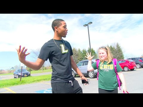 Le Moyne College's Qwadere Lovell: Making a Difference On and Off the Court