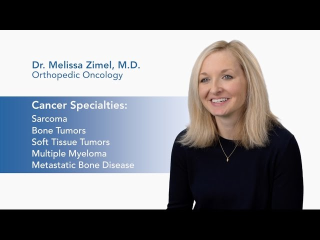 Meet Dr. Melissa Zimel video thumbnail