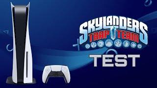 PS5 Testing: Skylanders Trap Team