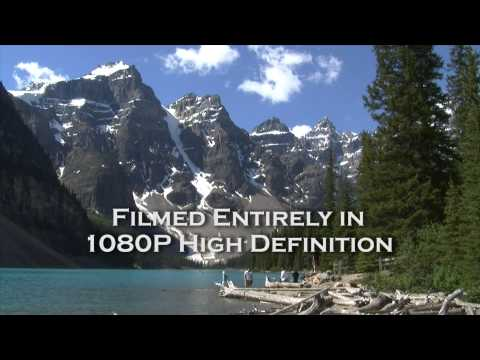The Canadian Rockies Feature DVD Sample