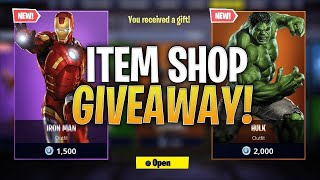 *NEW* Fortnite Item Shop COUNTDOWN April 28, 2019 NEW RARE SKINS?! (Fortnite Battle Royale)