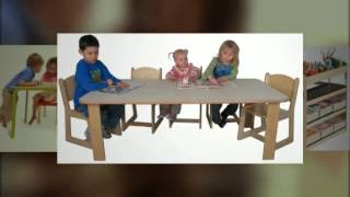Kids Tables And Chairs - Great Accessories For Kids