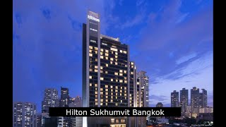 힐튼수쿰빗 방콕호텔 Hilton Sukhumvit Ba…