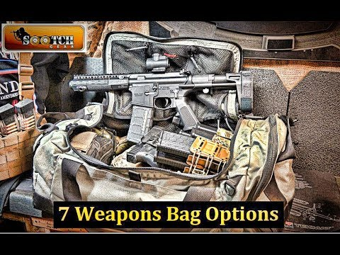 7 Self Defense Go Bag Options