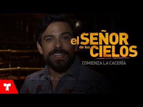 El Señor de los Cielos 5  Jorge Luis Moreno: La muerte de su personaje Víctor Casilla  Telemundo