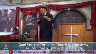"Pastor Bill Bennett II ""Faith to Move Mountains"