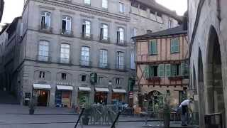 Figeac one summer day