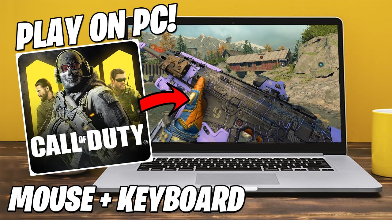 How to Play Call of Duty Mobile on PC - Download COD ...