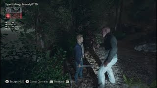 Another Tommy Ruins The Kill - Friday The 13th:The Game