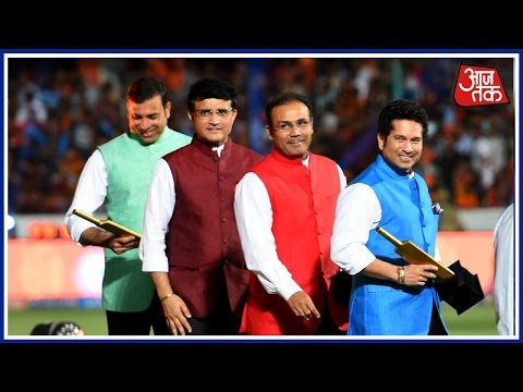 IPL's Opening Ceremony; 5 Legendary Cricketers Honoured On This Occasion thumbnail