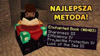 NAUCZYŁEM SIĘ POPRAWNIE ENCHANTOWAĆ! - Minecraft Caveblock 2.0