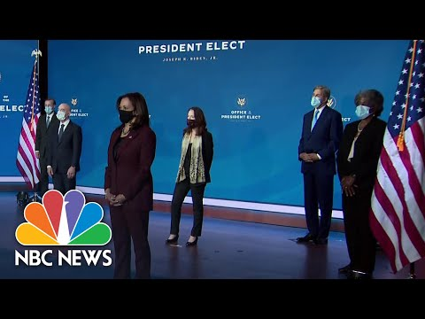 Analysis: Biden Cabinet Picks 'Collegial,' 'Not A Team Of Rivals' | NBC News