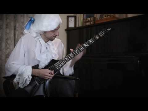 Wolfgang Amadeus Mozart - Turkish March guitar cover