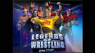 nL Live - Legends of Wrestling 1 & 2! Online Multiplayer! [5/28/18]