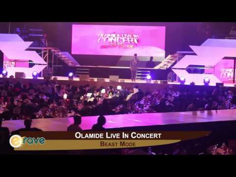 Video (stand-up): Seyi Law Makes Fun of Nigerian Movies & More at Olamide's OLIC 2 Show