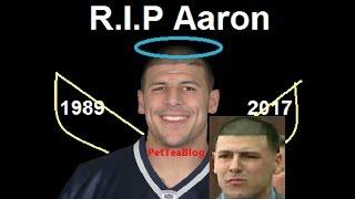 Aaron Hernandez Life ended on 4-19-17 🙇🙇🙇 #AaronHernandez
