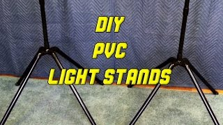 Pvc Lightstands: Tips By Turtledude Ep 3