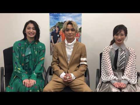 矢野聖人が初主演を務めた映画「ボクはボク、クジラはクジラで、泳いでいる。」が全国で公開中。「ザテレビジョン」では矢野、武田梨奈、岡...