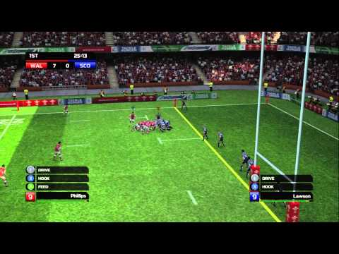 Cabbage Patch  Rugby World Cup 2011  Game Evening