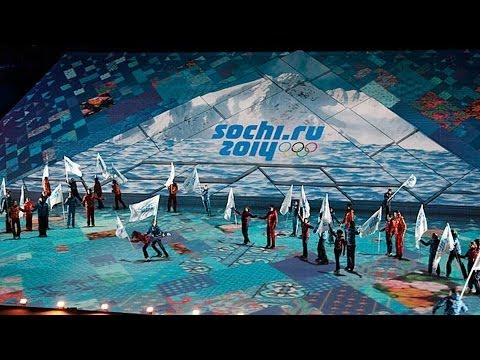 """Celebration Capitalism & the Olympics"": Global Protests Mark Opening of Sochi Games (1/2)"