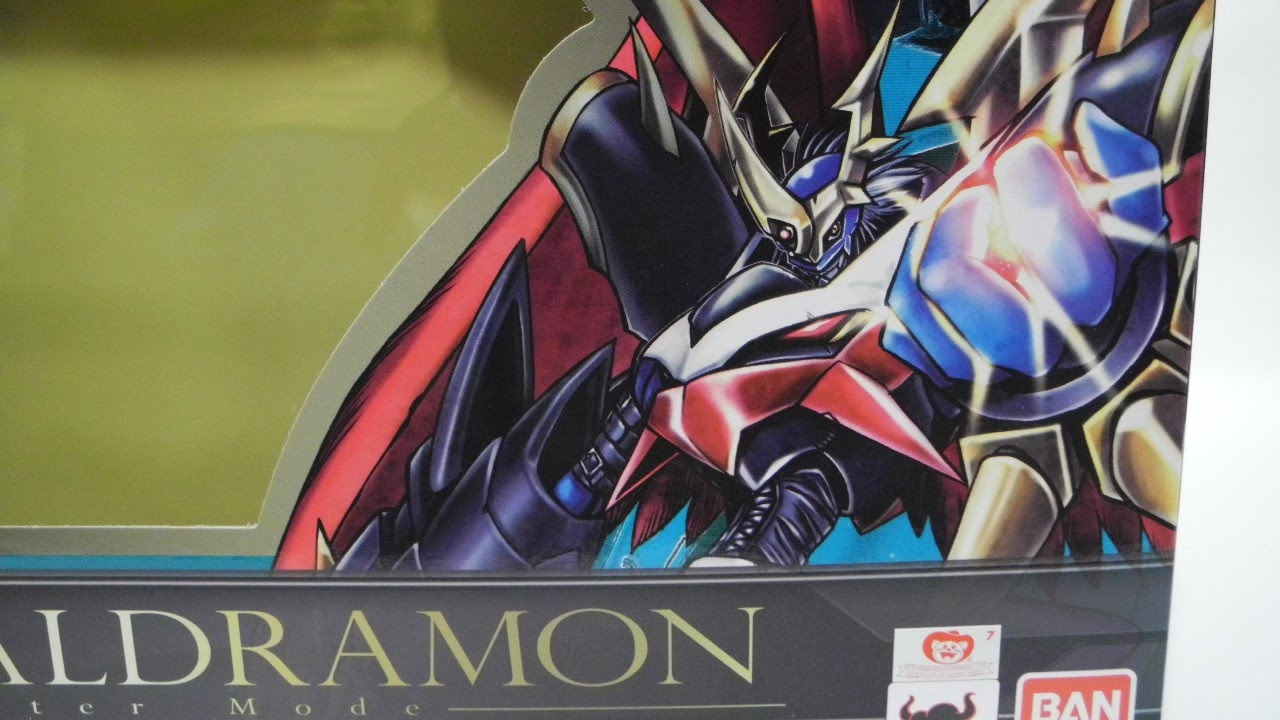 First S.H.Figuarts Series Digimon-Imperialdramon(Fighter ...