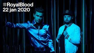 Royal Blood — Exclusieve videosessie voor Studio Brussel