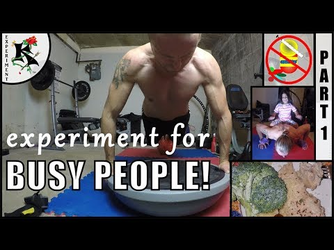 How DIFFICULT is Gaining 10 lb of MUSCLE in 30 Days!? The Experiment! Pt. 1