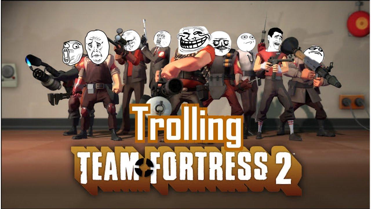 Team Fortress 2: Trolling ~ The Annoying Orange - YouTube