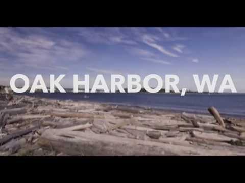 Amazing Aerial Views of Oak Harbor, WA