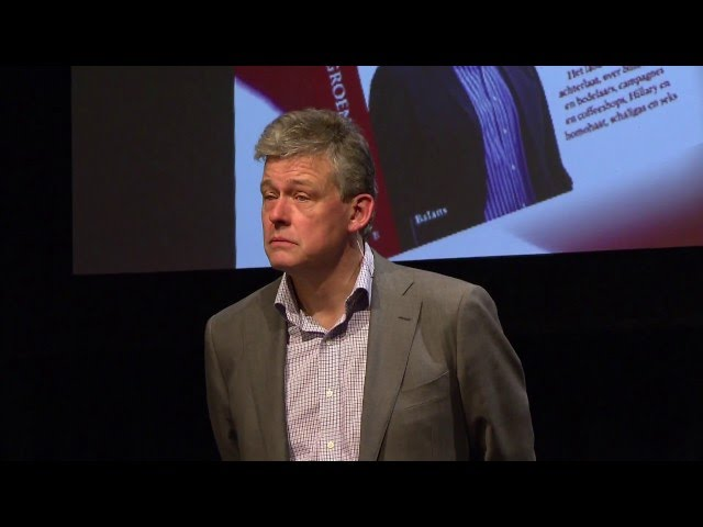Charles Groenhuijsen | Speaker at Speakers Academy® | Promo Amerikaanse Verkiezingen 2016