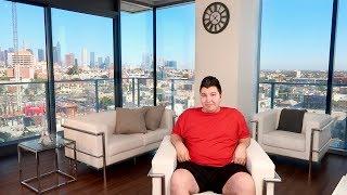 I bought a 1.17 Million Dollar Los Angeles apartment • House Tour 2019