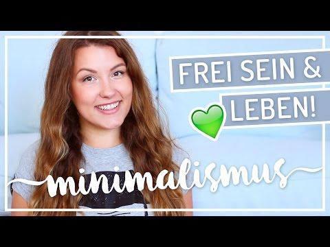 MINIMALISMUS – frei und glücklich! Mein Weg & Magic Cleaning #TypischSissi