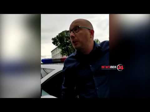 В Уссурийске сотрудники ГИБДД изъяли громкоговоритель и даже заводскую магнитолу у КПРФ-мобиля