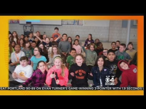 Your Morning Message: January 23, 2015: Malcolm White Elementary School in Woburn, MA