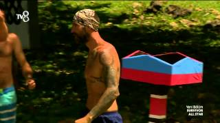 Survivor All Star - Bozok Sakat Sakat Oyuna Devam Etti (6.Sezon 18.Bölüm)