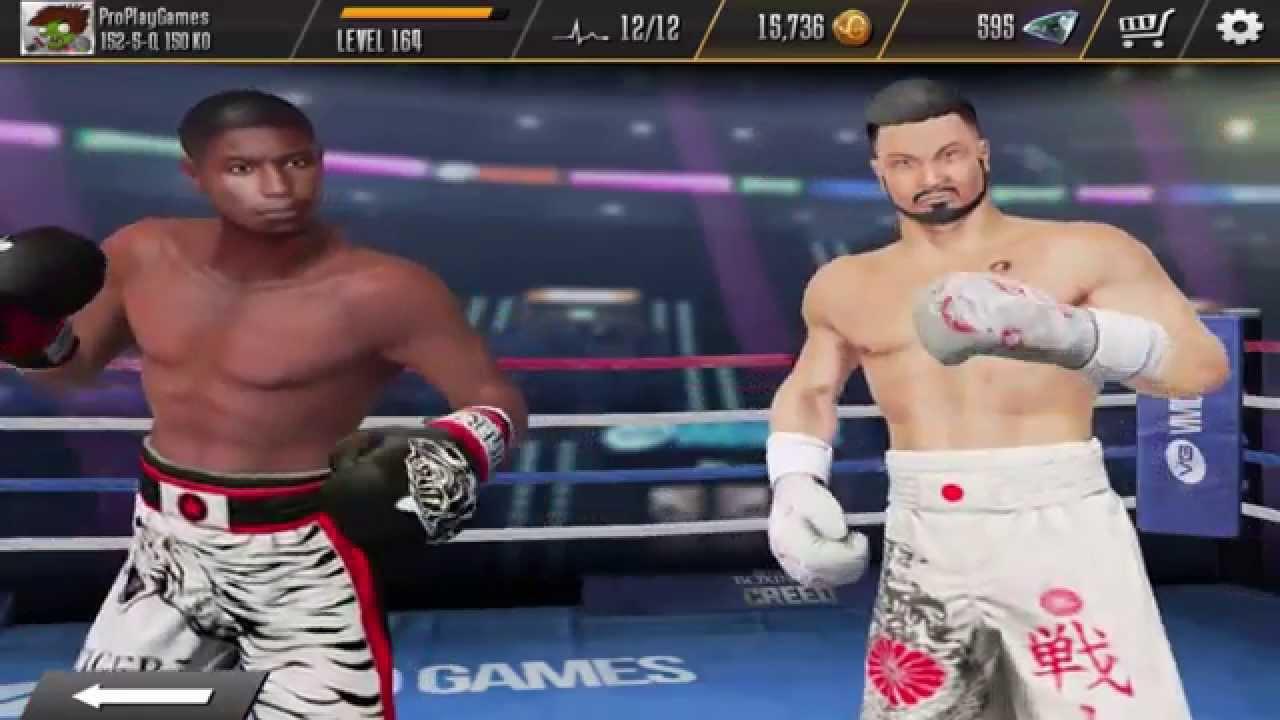 Real Boxing 2 CREED: Gameplay [Tijuana] Adonis Creed Vs ...